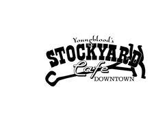 Stockyard cafe  new logo  2013