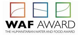 Waf award logo