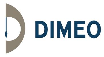 Dimeo color logo