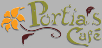 Portias cage logo