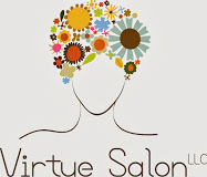 Virtue salon logo
