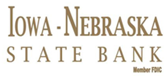 Nebraska iowa state bank logo