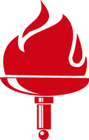 Foif logo torch only 1