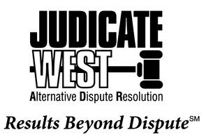 Judicate west logo