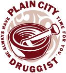 Plaincitydruggist.logo web
