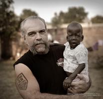 Sam and augustino in gulu  northern uganda 2013