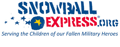 Snowball express logo   gold star