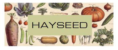 Hayseed pseudologo