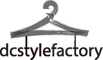 Dc style factory logo