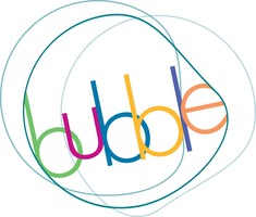 Bubble logomed
