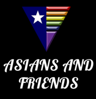 Asians and friends