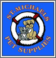St michaels pet supplies logo