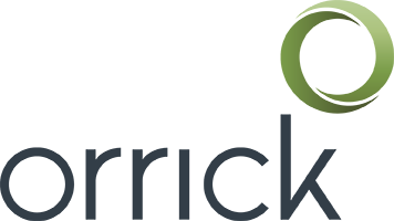 Orrick logo social media
