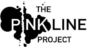Pink line project logo for  300x163