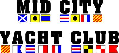 Mid city yacht club logo