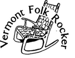 Vermont folk rocker logo