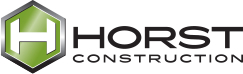 Horst construction logo