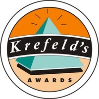 Krefelds awards logo
