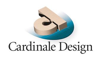 Cardinale design logo