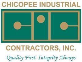 Chicopee industrial contractors logo