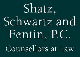 Shatz  schwartz and fentin logo