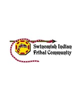 Swinomish indian logo yellow
