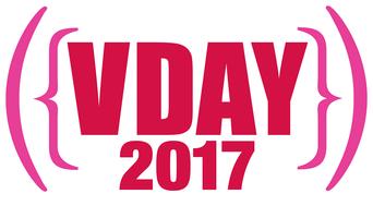 Vday 2017 logo