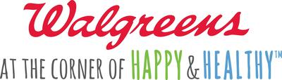 Walgreens color logo