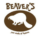 Beavers logo with text   transparent background