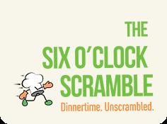 Scramble logo