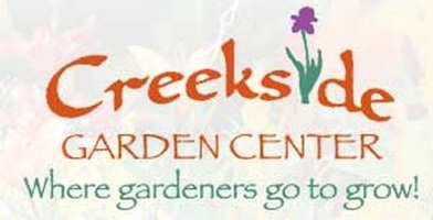 Creekside garden center logo