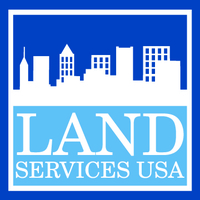 Land services usa logo 5x5