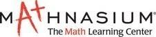 Marketing mathnasium tmlc logo black on white