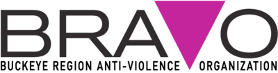 Bravo logo black