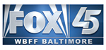 Fox 45 logo web