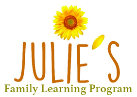 Julie s family logo print
