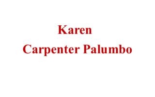 Karencarpenterpalumbo