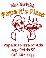 Arc papa k logo