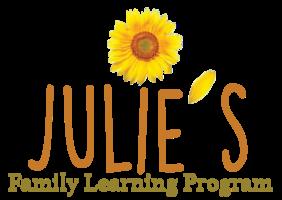 Julie s family logo web