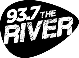 937 the river black and white on black chip