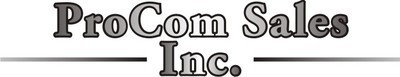 Procom sales logo words