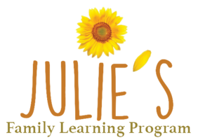 Julie s family logo web   transpatent
