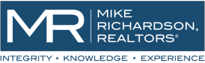 New new mike richardson logo