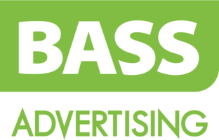 Bass advertising green