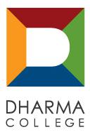 Dharma college logo vertical 1