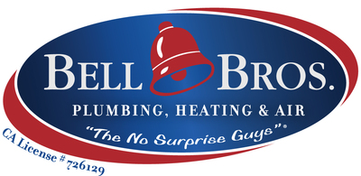 Bell bros logo plumbing