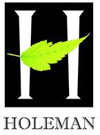 Yard sign  holeman logo sm