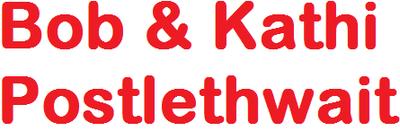 Bob and kathi postlethwait