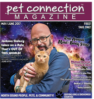 Pet connection magazine cover story 1