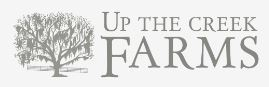 Up the creek farms logo